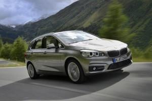 Nuevo BMW Serie 2 Active Tourer, 5 estrellas Euro NCAP.