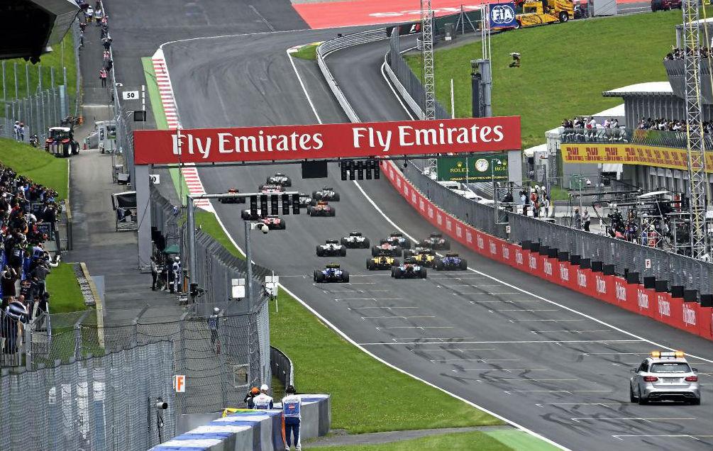La Fórmula 1 seguirá con 21 pruebas en 2017