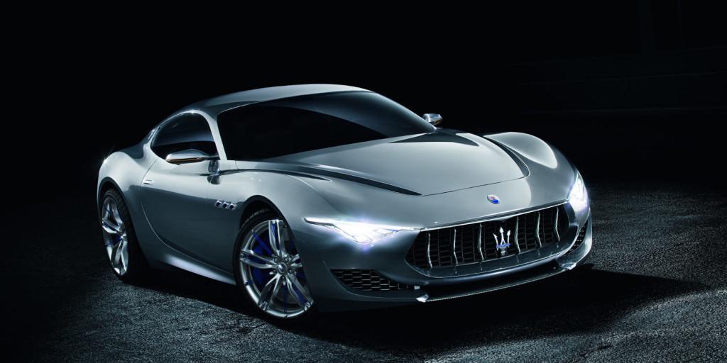 Maserati Alfieri Eléctrico