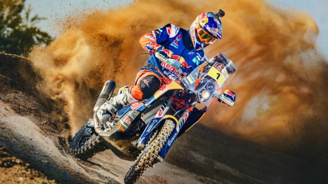 Price y Sunderland renuevan con KTM hasta 2019