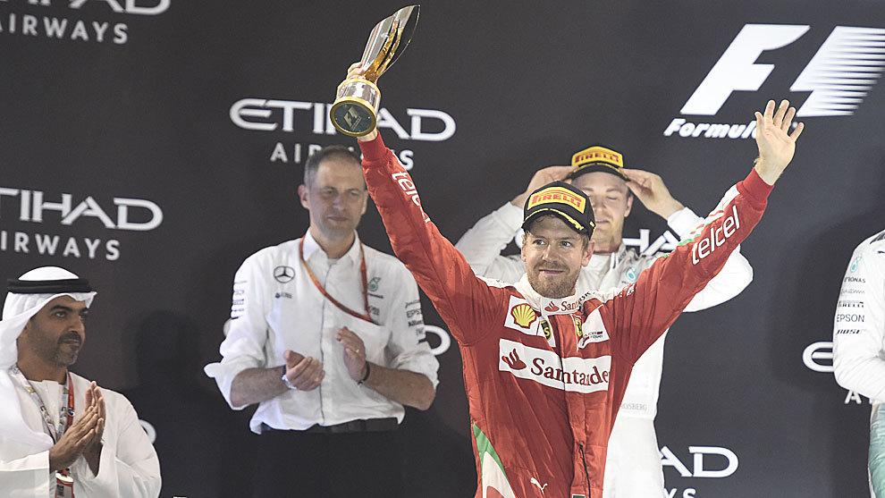 Vettel vuelve al podio