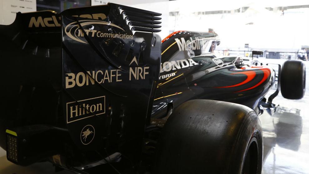 Las claves del nuevo McLaren MP4-32