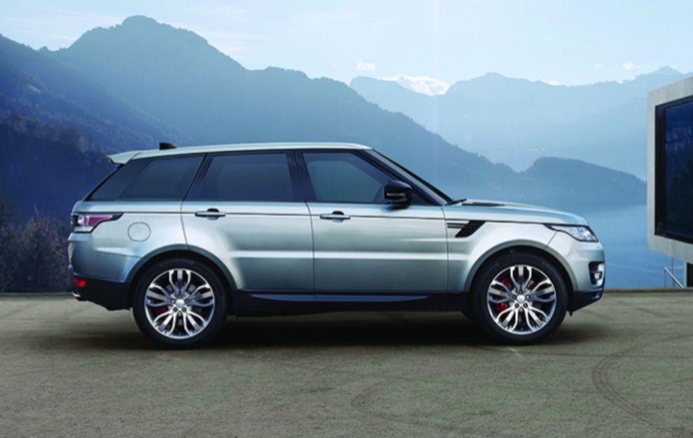 Range Rover Sport 2017 Más Y Mejor Puravelocidad